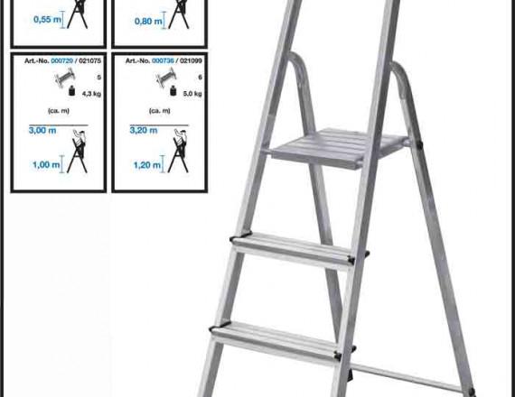 Lépcsőfokos állólétra