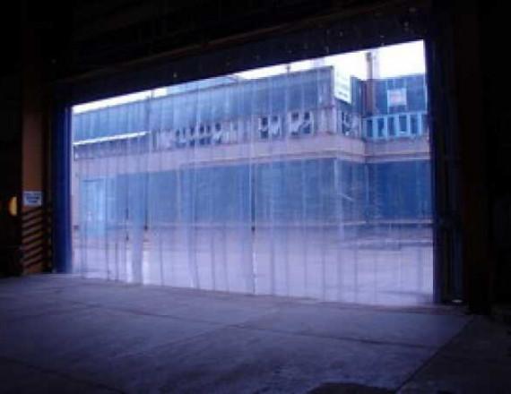PVC szalagfüggönyök