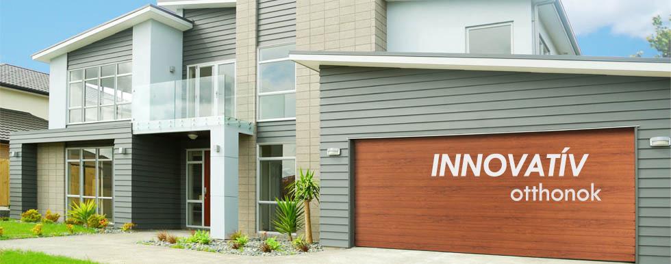 Innovatív otthonok